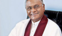 Resignation of Chamal Rajapaksha