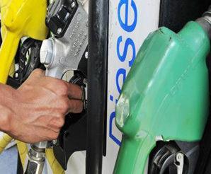 Diesel tax hike