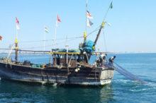 Indian trawlers permission to sri lankan waters